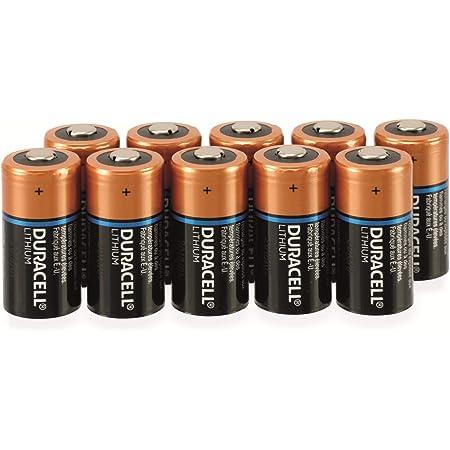 Duracell Lithium Batterie Typ Cr 17345 1 400 Mah Elektronik