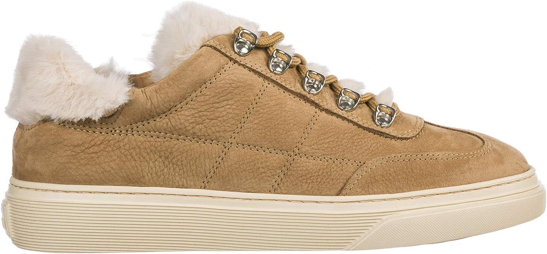 .Hogan Women H365 Sneakers Beige