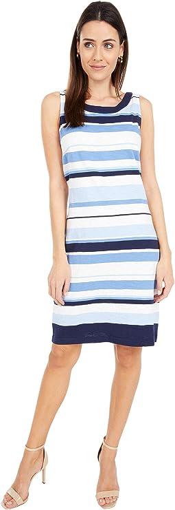 Maybel Striped Tank Dress