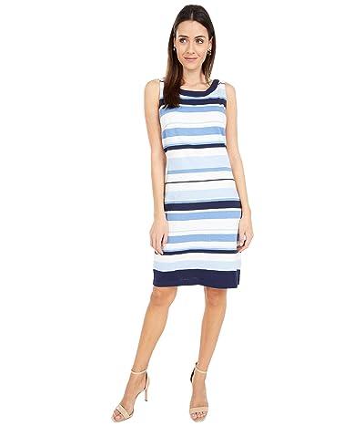 Southern Tide Maybel Striped Tank Dress