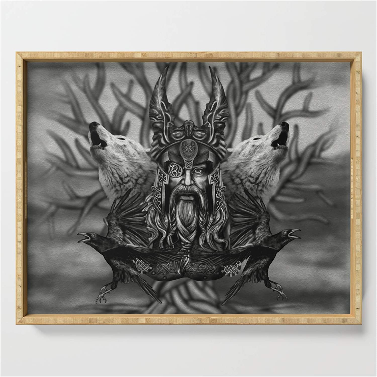 Odin New Free Shipping -all-father by Rare Creativemotions on Serving - 14