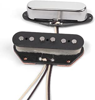 uncovered tele neck pickup