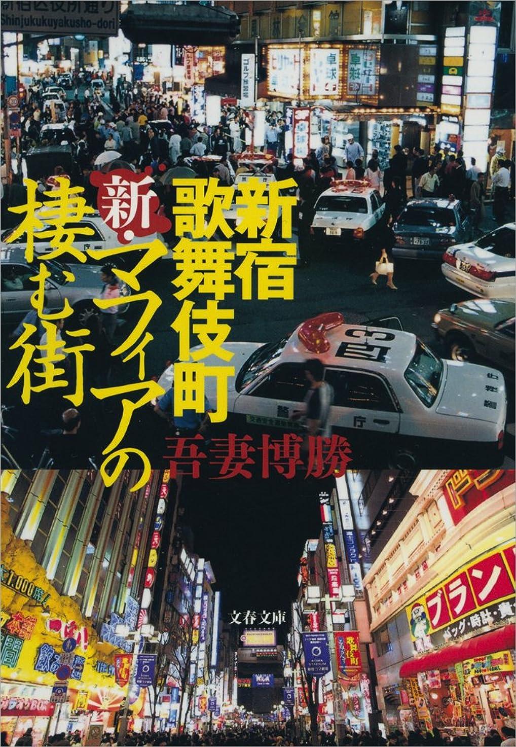 感性なぞらえるアリ新宿歌舞伎町 新?マフィアの棲む街