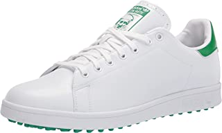 adidas unisex adult Stan Smith Primegreen Special Edition Spikeless Golf Shoe