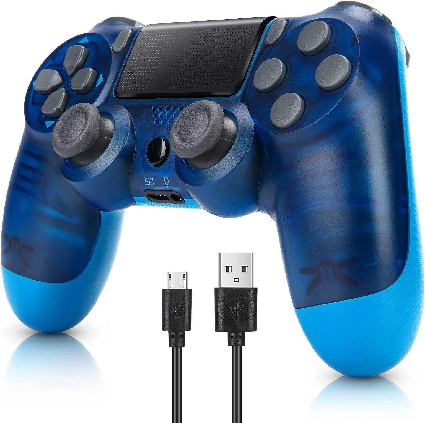 Wireless Game Max 71% OFF Controller Compatible with Slim Outstanding Pro PS-4 Console
