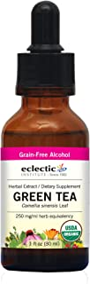 Eclectic Green Tea Cog O, Red, 1 Fluid Ounce
