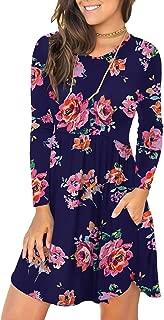 Best casual floral print dress Reviews