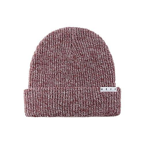 e7508509c94 Neff Men s Fold Heather Beanie Hat