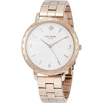 [ケイト・スペード ニューヨーク] 腕時計 METRO KSW1495 レディース 正規輸入品 ピンクゴールド