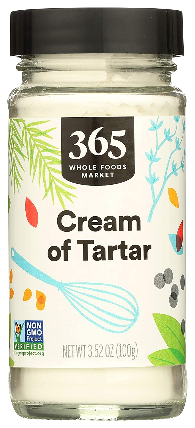 365 by New mail order WFM Cream Max 45% OFF Ounce Tartar 3.52 Of
