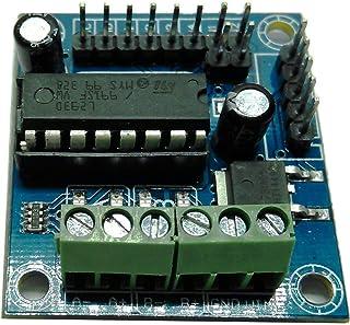 اردوينو / التوت بي L293D H-جسر 4 قناة العاصمة المحرك دعم تحكم PWM