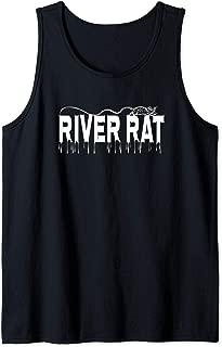 Pet Rat Shirt River Rat Tank Top