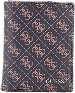 Luxury Fashion | Guess Mens SM2637LEA22BROWN Brown Wallet | Fall Winter 19