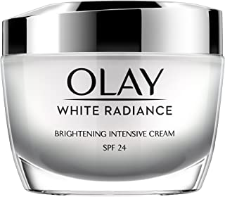 Olay Day Cream White Radiance Moisturiser SPF 24, 50 gm