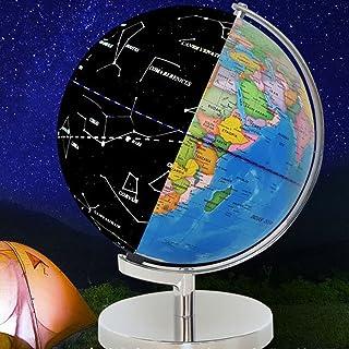 in Spanisch Atmosphere Globus Kinder mapiberia Family S 30cm mit Zifferblatt aus Kunststoff beleuchtet