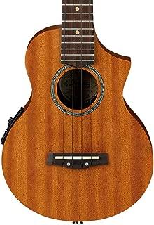 Ibanez, 4-String Ukulele, Right, Open Pore Natural (UEW5E)