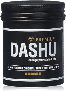 [Dashu] for Men Original Premium Super Mat Hair Wax 100ml