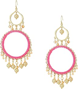 Lilly Pulitzer Beachcomber Earrings