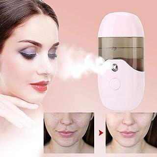 Gezichtsstomer, gezichtsstoom, gezichtssauna, nano-ionische gezichtsstomer Warme mist Gezichtsstoom Gezicht Handige sauna ...
