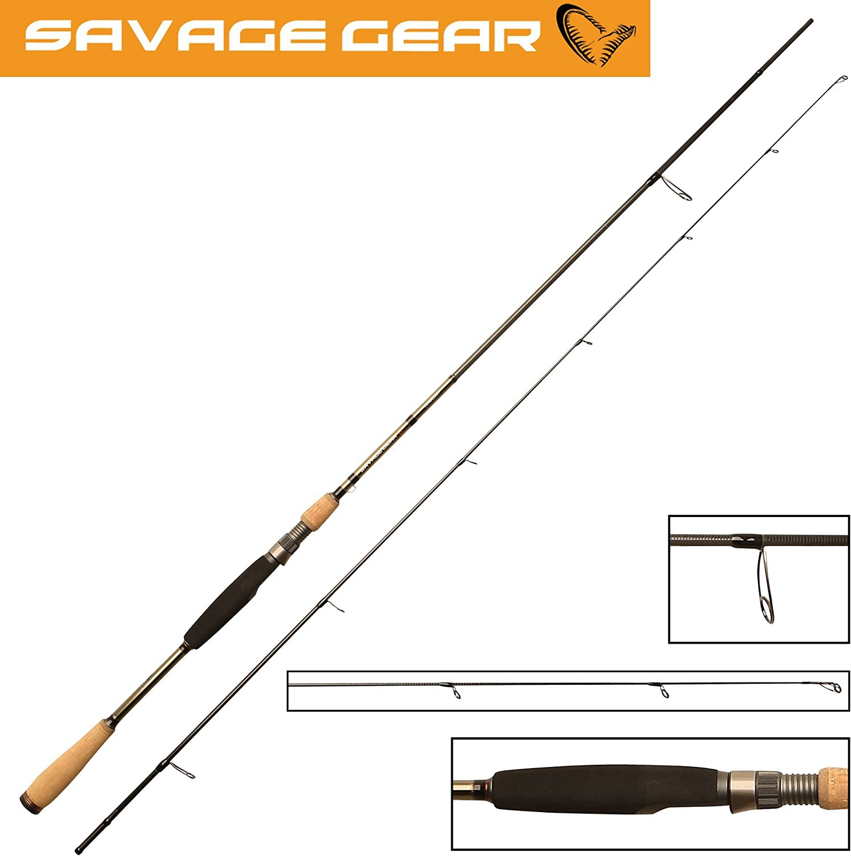 Savage Gear Bushwacker xlnt2 Spinning Ruten B00PVDCG1C  Wirtschaft Wirtschaft Wirtschaft 6e8f8b