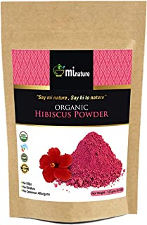 Best hibiscus powder for natural hair Reviews