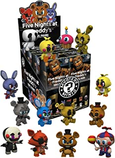 Funko Five Nights at Freddy's Mystery Minis Series 1 Set of 12