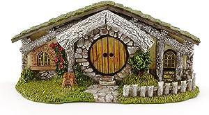 Top Collection Miniature Garden Oak Alley Hidden Home