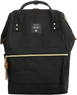 d817179bf95 Anello AT-B0193A Large Laptop Tablet Backpack Rucksack Black