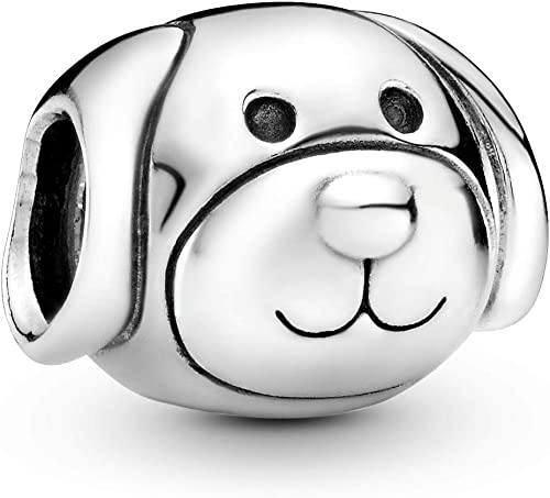 Pandora Jewelry Devoted Dog Sterling Silver Charm