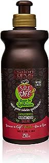 Creme para Pentear 250 ml SOS Cafe Unit, Salon Opus