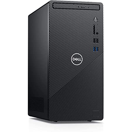 2020 Flagship Dell Inspiron 3880 Desktop 10th Gen Intel Octa-Core i7-10700 (Up to 4.8Ghz) 16GB RAM 512GB SSD Intel UHD Graphics 630 USB3.2 HDMI VGA WiFi Bluetooth No-DVD Win10