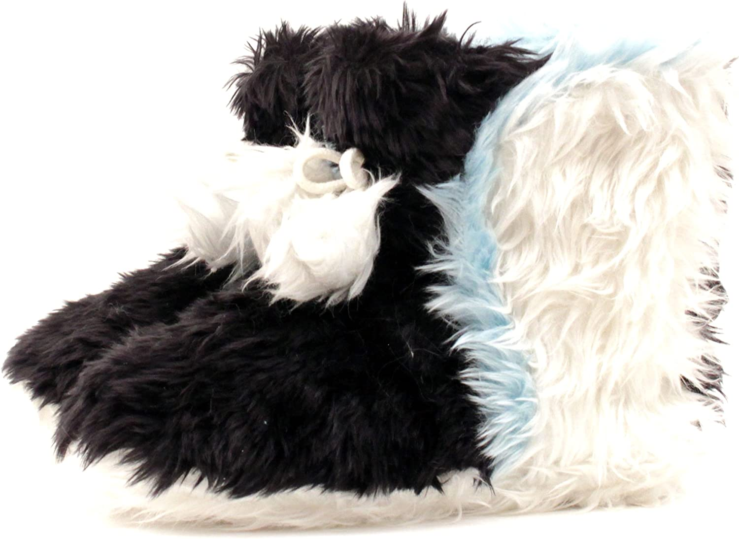 Courier shipping free shipping Luckers Women's Max 73% OFF Trendy Faux Fur Boots Slipper