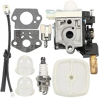 Hilom RB-K75 Carburator with Air Fuel Filter for Echo HC150 HC151 HCR150 HCR151 PE200 PE201 PPF210 PPF211 SRM210 SRM210U SRM211 GT200 GT200i GT200R GT201i Trimmer Brushcutter