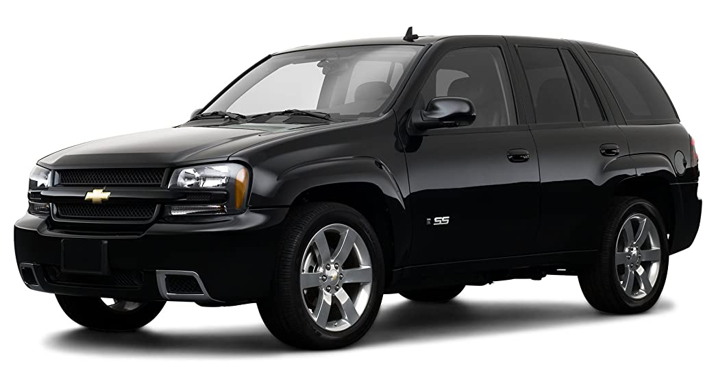 Amazon Com 2009 Chevrolet Trailblazer Lt W 1lt Option Package Reviews Images And Specs Vehicles