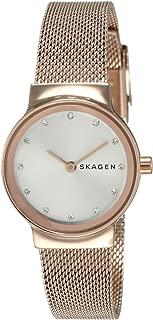 Skagen Women's Quartz Watch, Analog Display and Stainless Steel Strap, SKW2665