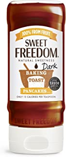 Best sweet freedom chocolate syrup Reviews