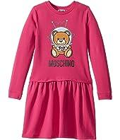 Moschino Kids - Dress w/ Space Toy Bear (Big Kids)