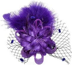 Best purple fascinators for weddings Reviews