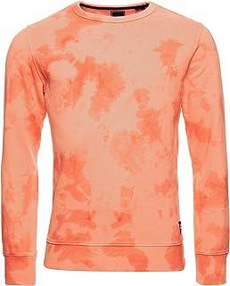 Superdry Men's Vl Tonal Tie Dye Crew Sweatshirt
