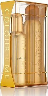 Colour Me Gold Homme Fragrance for Men Gift Set 240ml