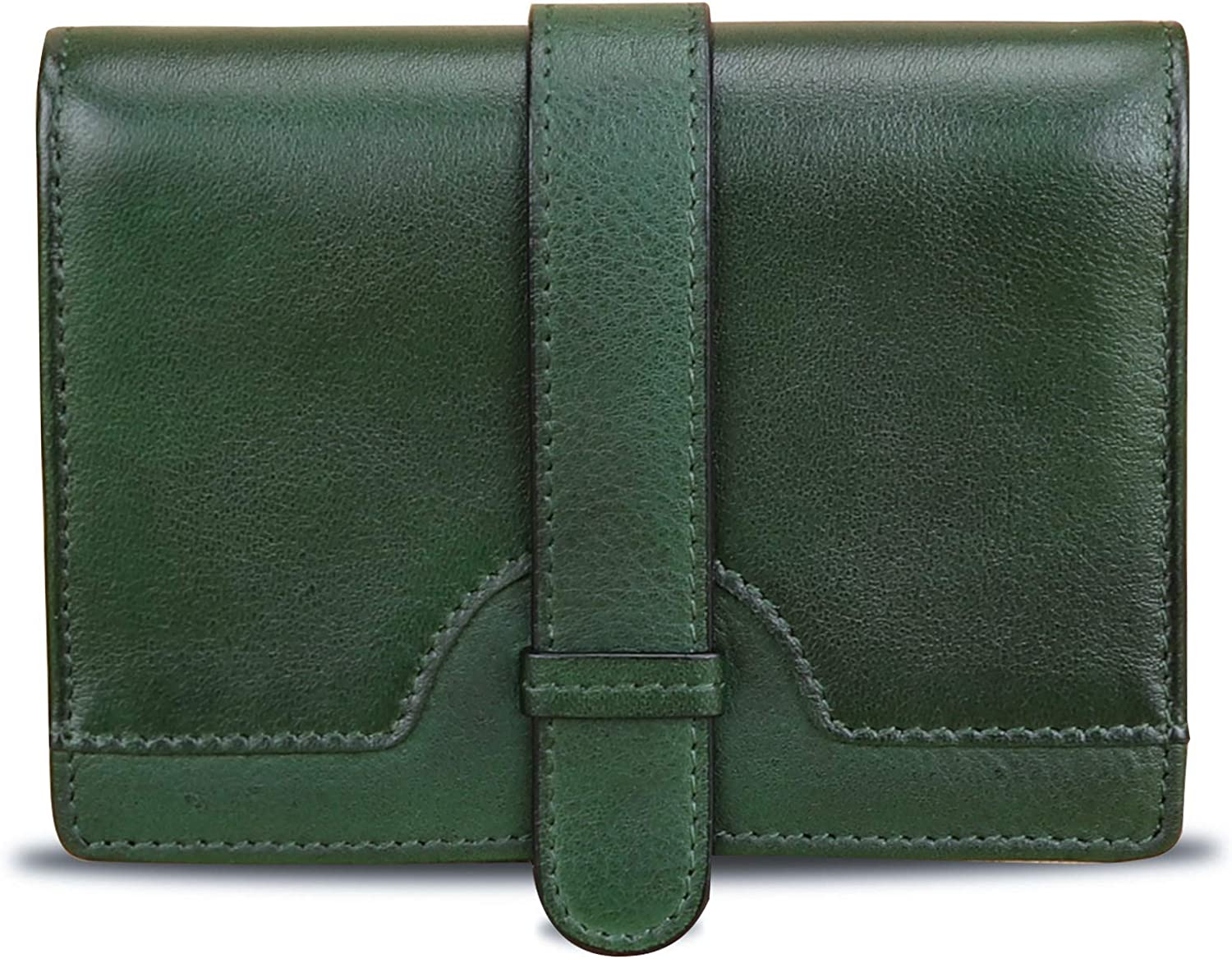 Genuine Leather Small Ranking TOP19 Purse Very popular Wallet for RFID-Blocking Women Handm