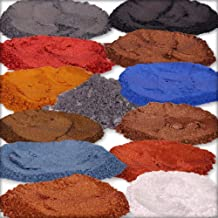 Stone Coat Countertops Metallic Powders - Stone Tones