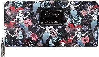 x Ariel Floral Zip Around Wallet