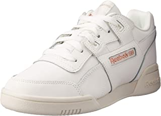 Reebok Women's Workout Lo Plus Trainers, Sea Spray/Paperwhite/Pure Silver