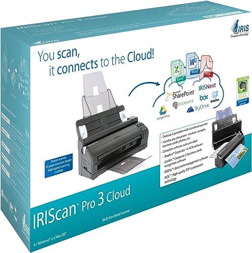 Iris Scan Pro 3 Cloud