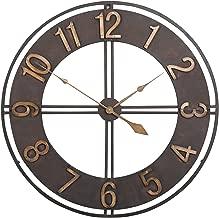 Hunter Garden Crafts Decorative Metal Wall Clock 23