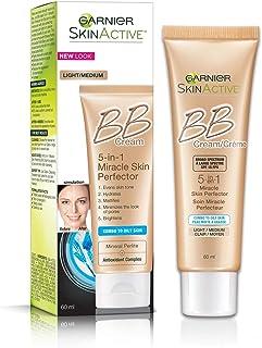 Garnier Skin Renew Miracle Skin Perfector Bb Cream Combination To Oily Skin, 2 Fluid Ounce