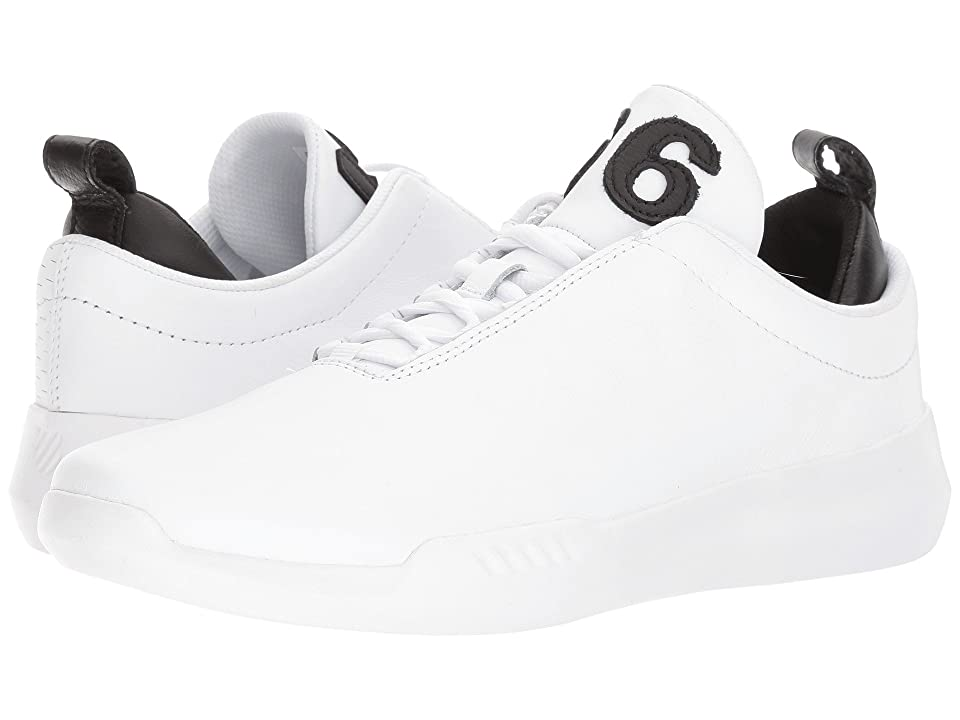 K-Swiss Gen-K Icon (White/Black) Men