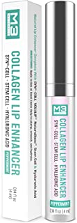 Sponsored Ad - M3 Naturals Collagen Lip Enhancer with Hyaluronic Acid and Stem Cell Clinically Proven Natural Fuller Softe...