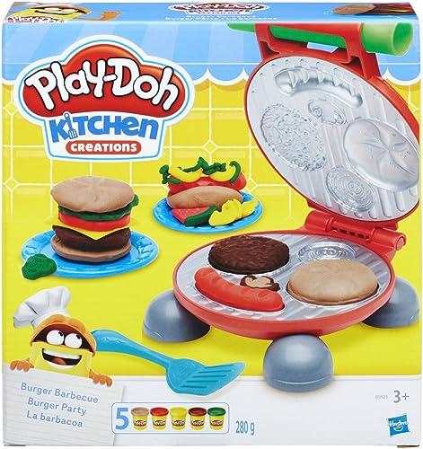 Play-Doh - Pâte À Modeler - Burger Party